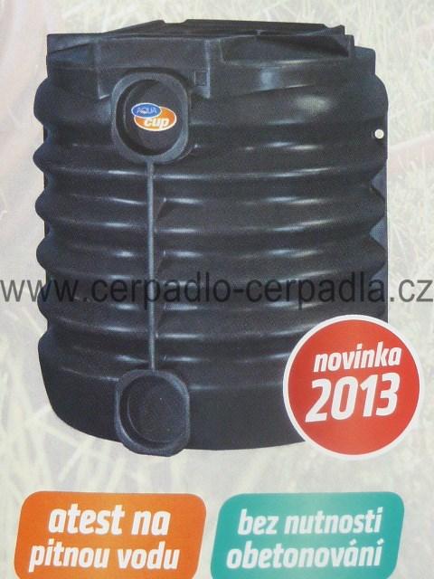 Podzemní nádrže a odpadní jímky VERTIKÁLNÍ VZ 750 (Podzemní nádrže a odpadní jímky VERTIKÁLNÍ VZ Aquacup)