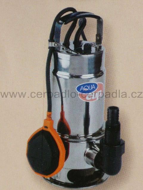 čerpadlo SUBWELL 750 S (230V s plovákem, aquacup, kalová čerpadla, kalové čerpadlo, SUBWELL 750)