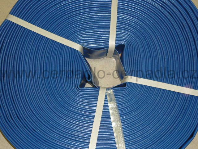 "TRIX 2 "" hadice, 50 metrů, modrá barva, 4 bary (hadice TRIX)"