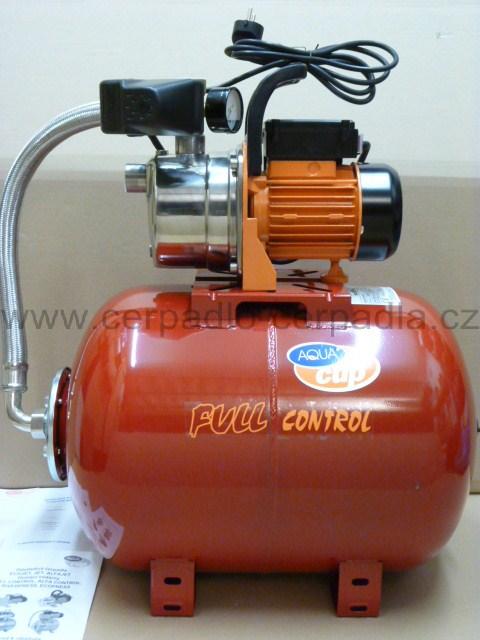 FULL CONTROL 50 (domácí vodárna, 230V, Aquacup, čerpadlo JET 800-1S 230V)