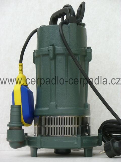 Ponorné čerpadlo HC32 - 0,75 230V (čerpadla HC32 , AlfaExpo Alfapumpy)