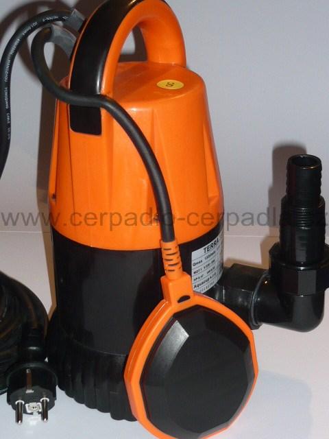 AQUAcup Terra 351 (aquacup, kalová čerpadla, kalové čerpadlo, Terra - 351 P 230V)