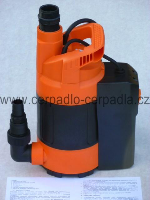 RAPID automatic (aquacup, kalová čerpadla, kalové čerpadlo, RAPID automatic)