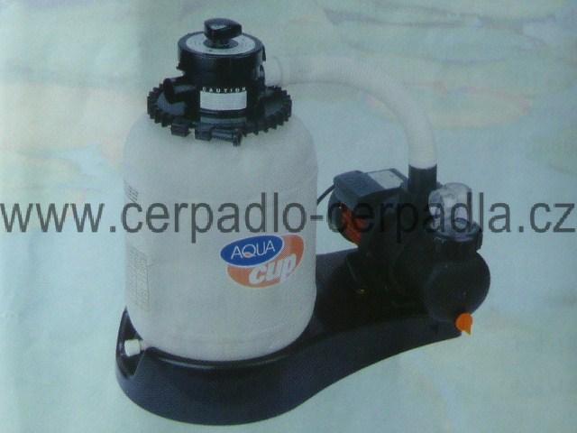 MONOBLOK 450-300 Bazénová písková filtrace AQUACUP (MONOBLOK 450-300)