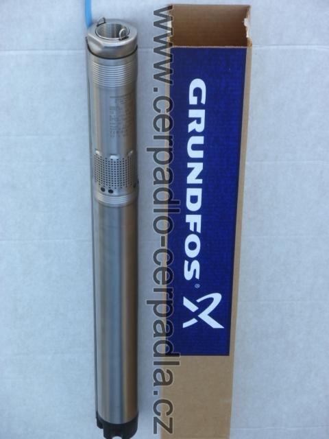 čerpadlo Grundfos SQ 2-55, 15m (kabel 230V, AKCE DOPRAVA ZDARMA, ponorná čerpadla Grundfos SQ 2-55)