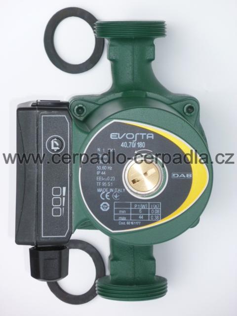 DAB.EVOSTA 40-70/180 (Elektronické oběhové čerpadlo, 60161177, oběhová čerpadla, DAB EVOSTA 40-70 180)