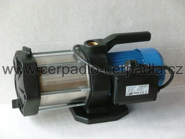 Zahradní povrchové čerpadlo BLUE LINE 5PCSM1300P-G, CECA0631 (čerpadla 5PCSM1300P-G, AKCE DOPRAVA ZDARMA)