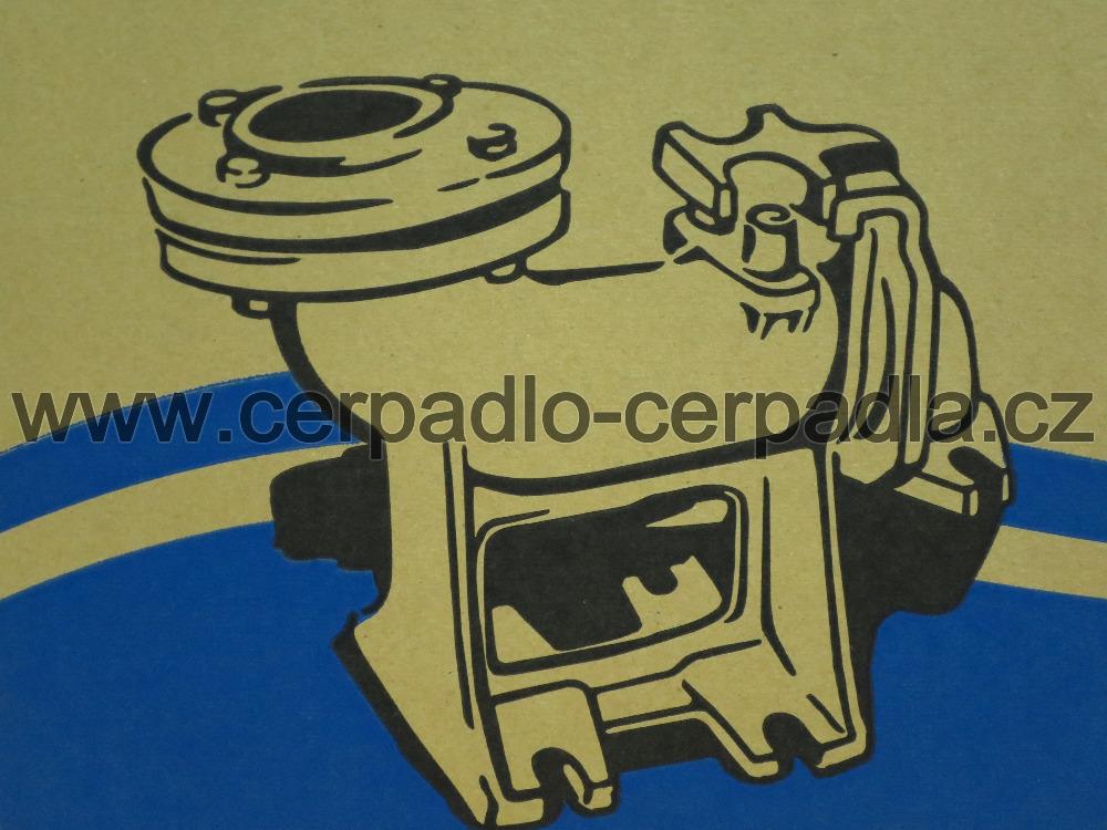 spouštěcí zařízení HCP T50E + TE5, pro kalové čerpadlo (T50E+TE5, spouštěcí zařízení pro kalová čerpadla HCP)