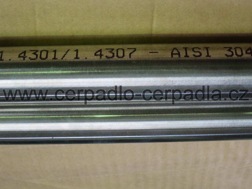 Vodící tyč TOS 100,150,200 - TR57 x 2 pro spouštěcí zařízení HCP (Vodící tyč TR57 x 2)