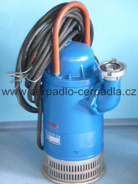 čerpadlo SIGMA 65-KDFU-130-10-AO 400V (kalové čerpadlo, kalová čerpadla, Sigma, DOPRAVA ZDARMA)