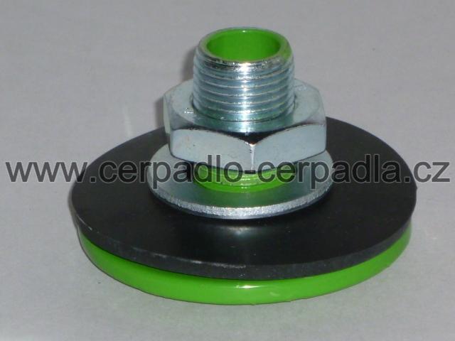refix DE 60,80,100, horní příruba tlakové nádoby REFLEX (refix DE 60,80,100, horní příruba, pro tlakové nádoby)
