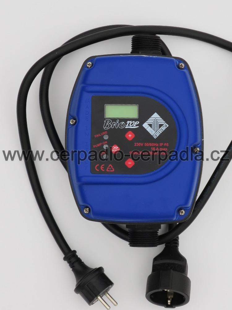 Brio TOP , průtokový spínač WILO, 2865640 (Brio TOP + kabely, průtokové spínače)