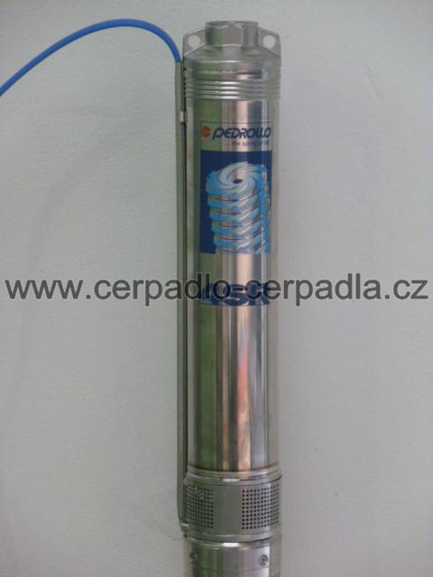 ponorné čerpadlo PEDROLLO 4 SR 4/14 230V 1m kabel (ponorná čerpadla PEDROLLO 4 SR, AKCE DOPRAVA ZDARMA)