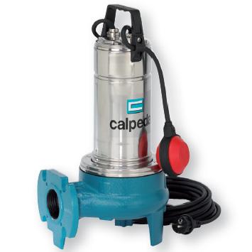 Calpeda GQVM 50-8 ponorné drenážní čerpadlo 230V s plovákem, AKCE (Calpeda GQVM 50-8)