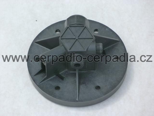 AL-KO HW 750 příruba plast pro tlakové nádoby, 407512 (příruba pro tlakové nádoby AL-KO HW 1300 inox)