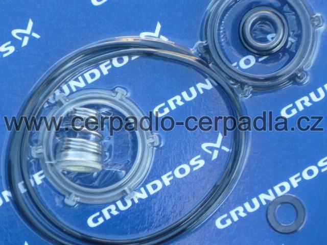 mechanická ucpávka, GRUNDFOS JP-5, JP-6, sada pro čerpadlo (GRUNDFOS JP-5, JP-6, mechanická ucpávka)
