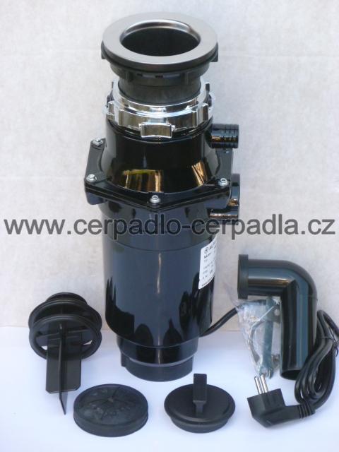 Waste:MASTER standard 370 (drtič kuchyňských odpadků, DOPRAVA ZDARMA)