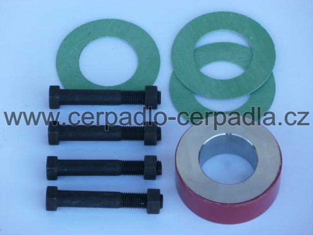 Vyrovnávací kus DN 40-30mm, Grundfos mezikus PN6, 96281076 (Vyrovnávací kus pro čerpadla MAGNA1 40-... Adapter set cpl. DN 40-PN6 30mm)