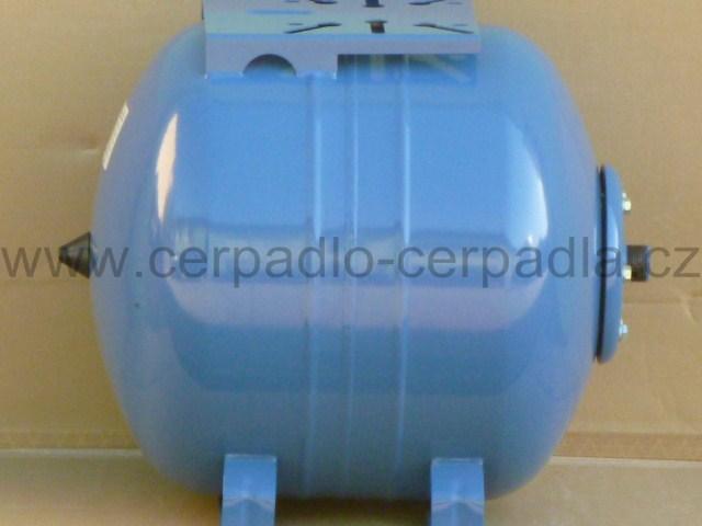 REFLEX Refix HW 80/10, tlaková nádoba, ležatá, 7200340, expanzní nádoby, AQUAMAT (tlakové nádoby, nádrž pro domácí vodárnu refix HW 80)