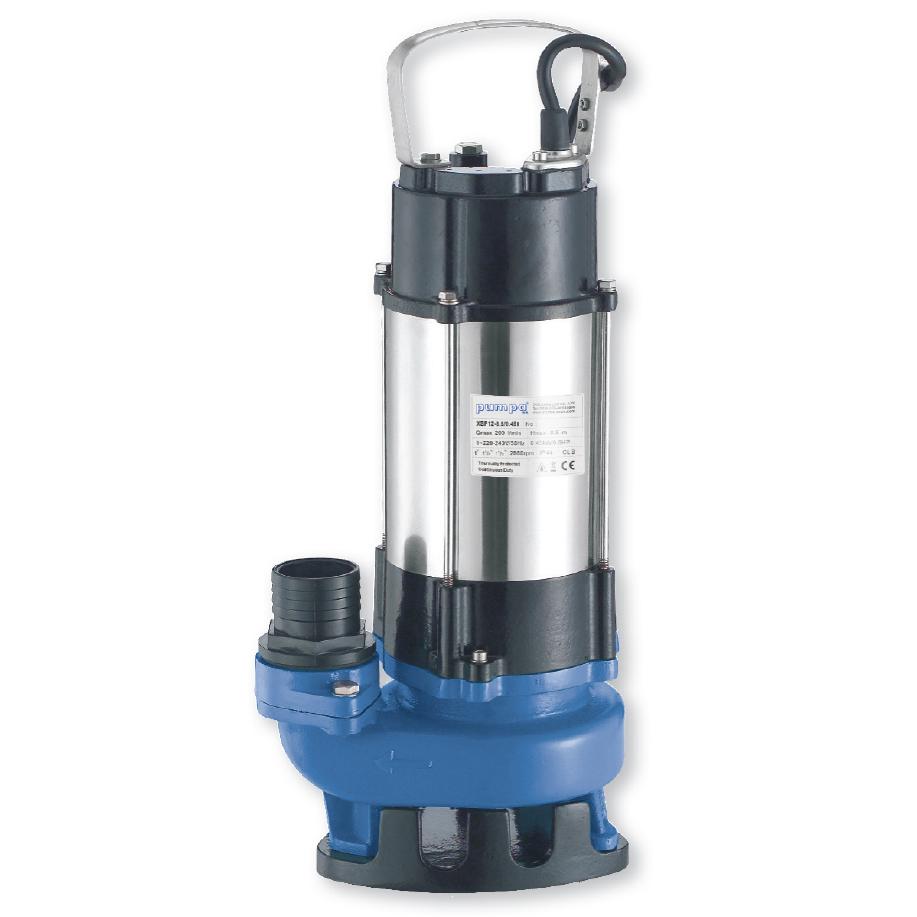 Kalové čerpadlo do septiku BLUE LINE PSP12-8,5/0,45l CECA0480 (AKCE DOPRAVA ZDARMA, kalová čerpadla, BLUE LINE PSP12-8,5)