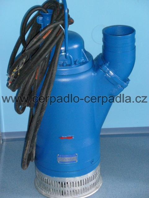 čerpadlo SIGMA 125-KDFU-170-17-AO 400V (kalové čerpadlo, kalová čerpadla, Sigma, 125-KDFU-170, KDFU-00008)