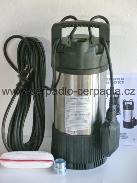 Ponorné čerpadlo SIGMONA MC 113 230V s plovákem (ponorná čerpadla, čerpadlo do studny)