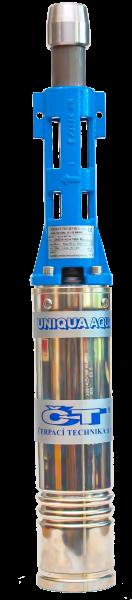 """UNIQUA AQUA T95-36 M2007 4"""" kabel 40m (400V, vřetenové čerpadlo UNIQUA AQUA T95-36 M2007 4"""" AKCE DOPRAVA ZDARMA, ponorná čerpadla)"""