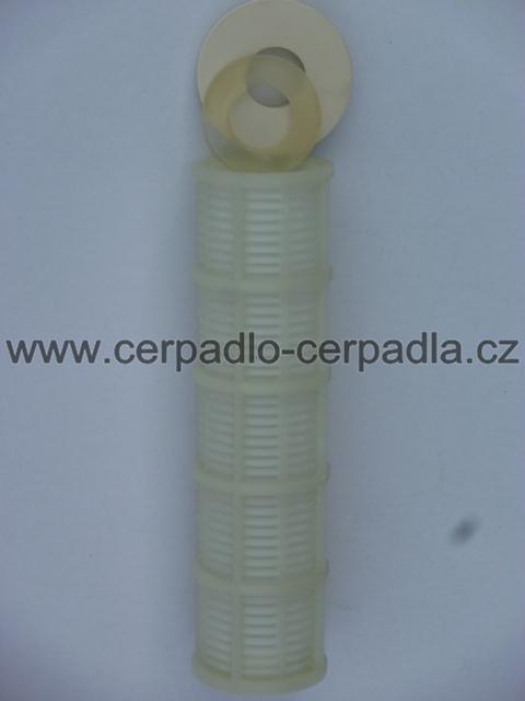 """1"""" MARINA 250mm, vložka FILTRU, 120 mikron (vložka FILTRU na mechanické nečistoty, filtrace vody)"""