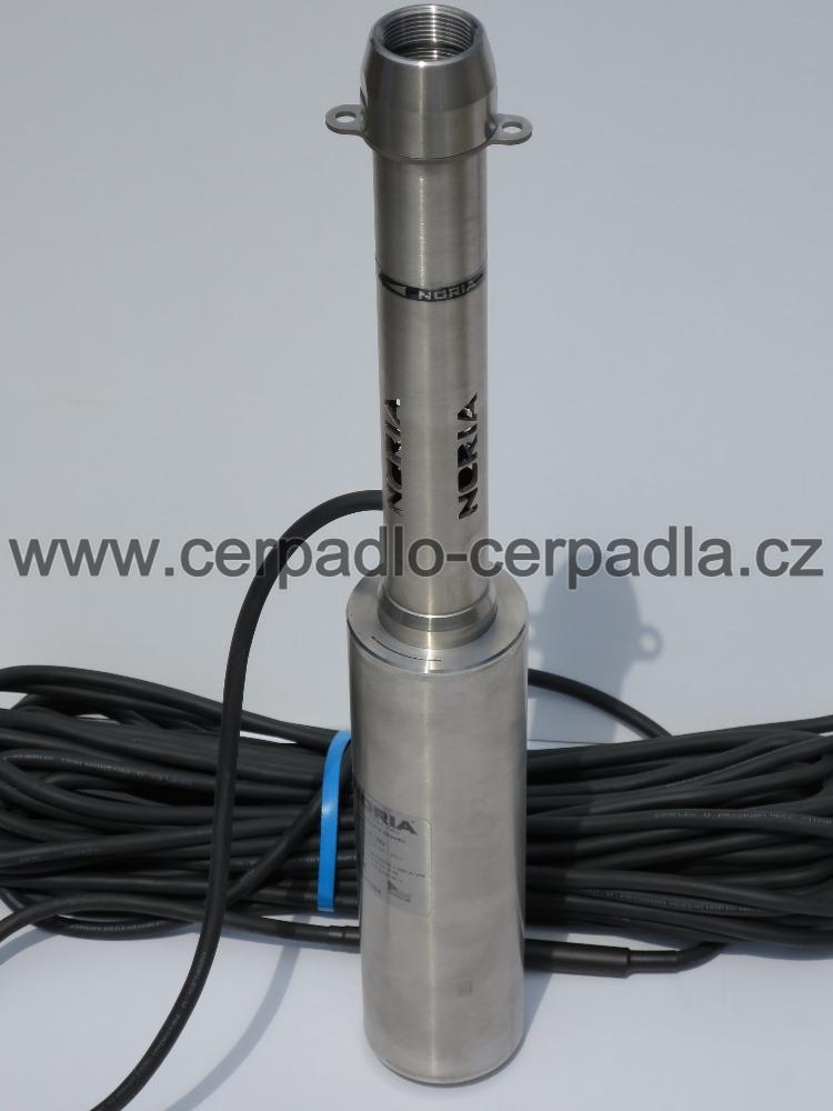 NORIA ADA COOL N3, 1m, čerpadlo 400V (DOPRAVA ZDARMA, ponorná čerpadla ADA COOL)