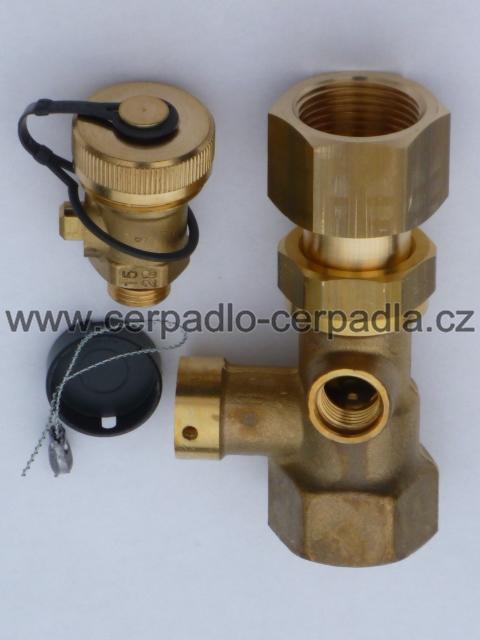 REFLEX MK 3/4, ventil pro expanzomat REFLEX NG, 6830100