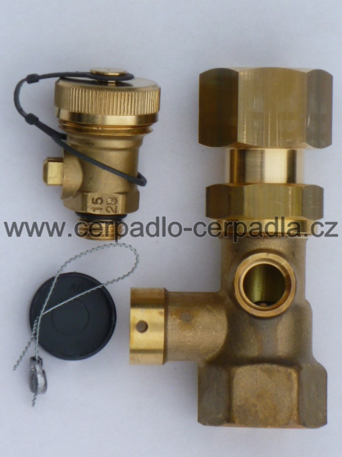 REFLEX MK 1, ventil pro expanzomat REFLEX NG, 6830200