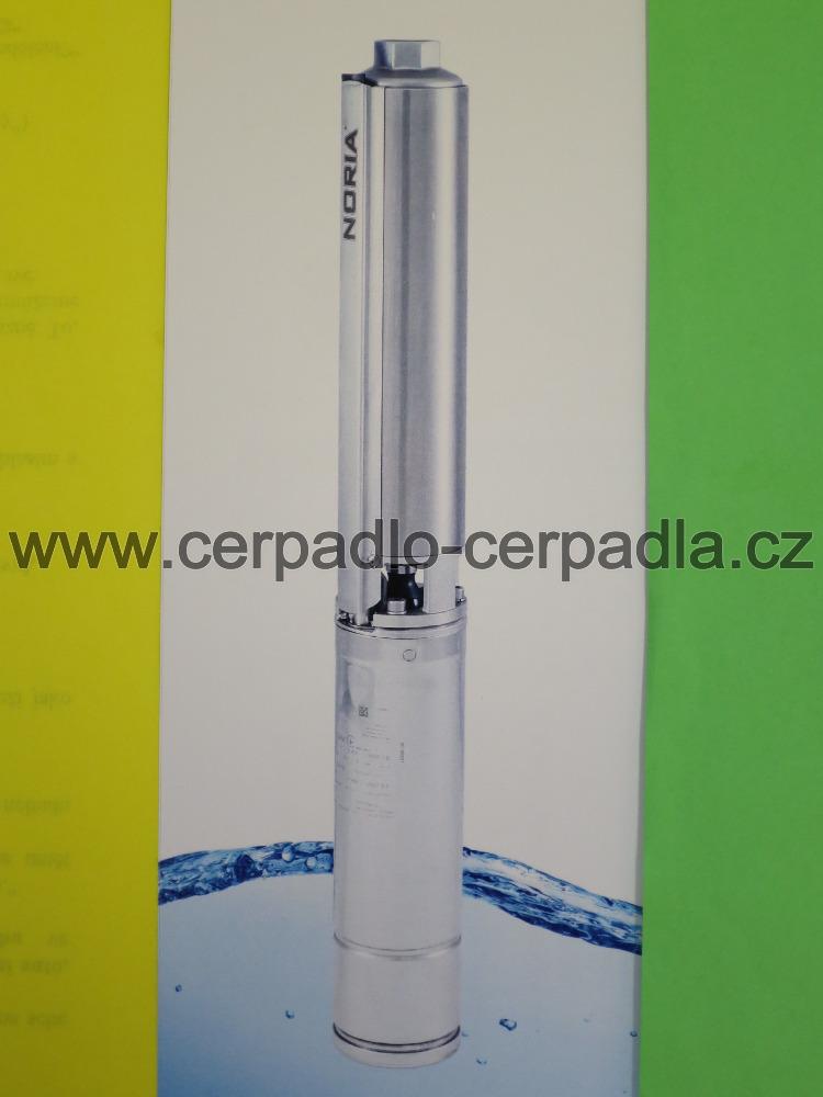 NORIA ANA4-100-16-N3, 1m kabel, ponorná čerpadla, 400V (DOPRAVA ZDARMA, ponorná čerpadla noria ANA4)