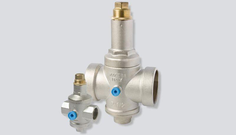 """3"""" redukční ventil (nerezové sedlo), 0,10 - 0,55 MPa, T = 80°C (redukční ventil F.A.R.G)"""