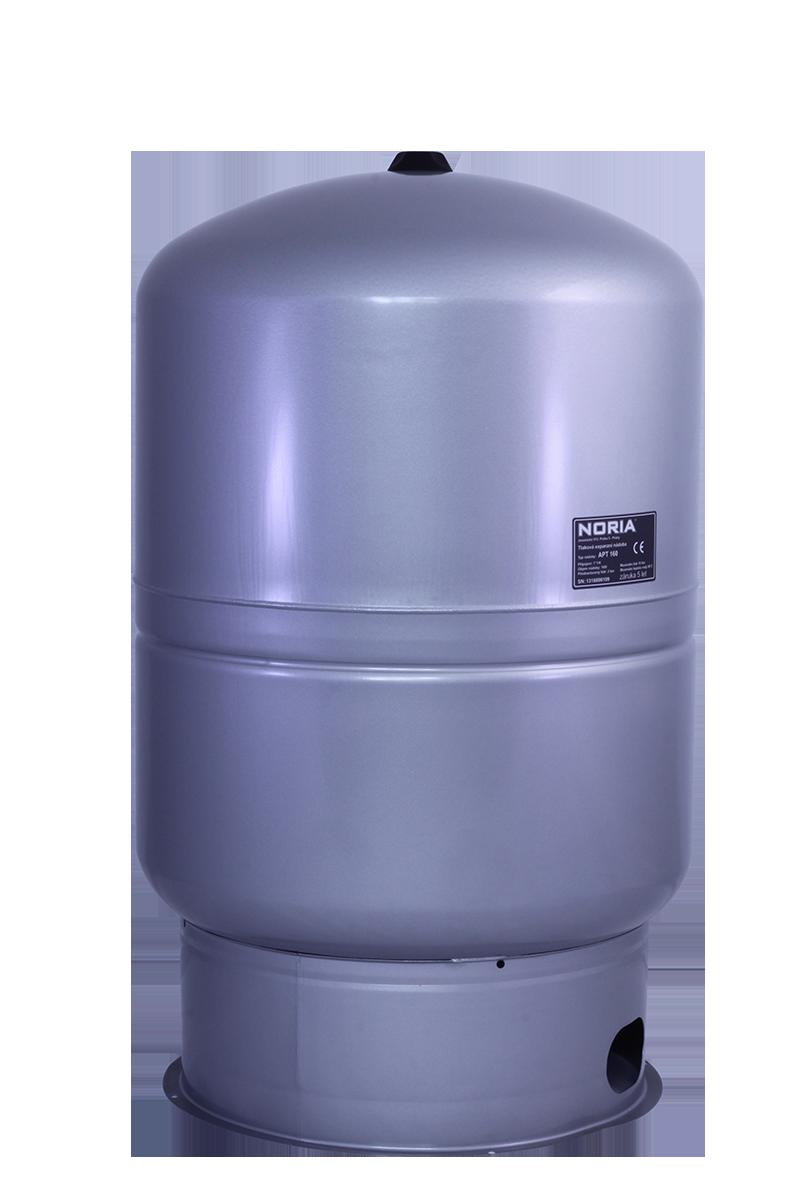 tlaková nádoba NORIA APT-160, dárek (stojaté tlakové nádoby, pro domácí vodárny, záruka 5 let, DOPRAVA ZDARMA, tlakové nádoby APT s butylovou membránou)