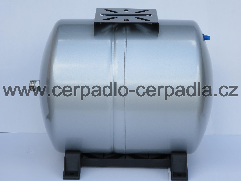 tlaková nádoba APTH-80, NORIA, ležaté tlakové nádoby, dárek (pro domácí vodárny, záruka 5 let, DOPRAVA ZDARMA, tlakové nádoby APT s butylovou membránou)