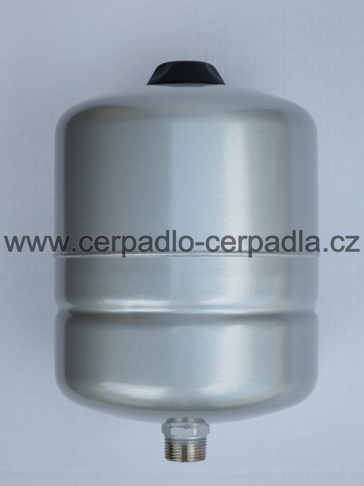 tlaková nádoba NORIA APT-18 (stojaté tlakové nádoby, pro domácí vodárny, záruka 5 let, DOPRAVA ZDARMA, tlakové nádoby APT s butylovou membránou)
