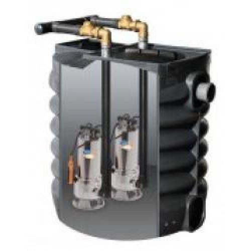 Sumobox 750/Bestinox 1500-2 (aquacup, kalová čerpadla, kalové čerpadlo, Sumobox 750/Best Inox 1500-2, DOPRAVA ZDARMA)