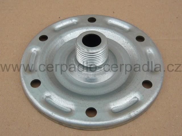 """VAREM, příruba pozink 1"""" pro tlakové nádoby LS 40,50,60,80,100 litrů (VAREM, příruba zinc V50025)"""