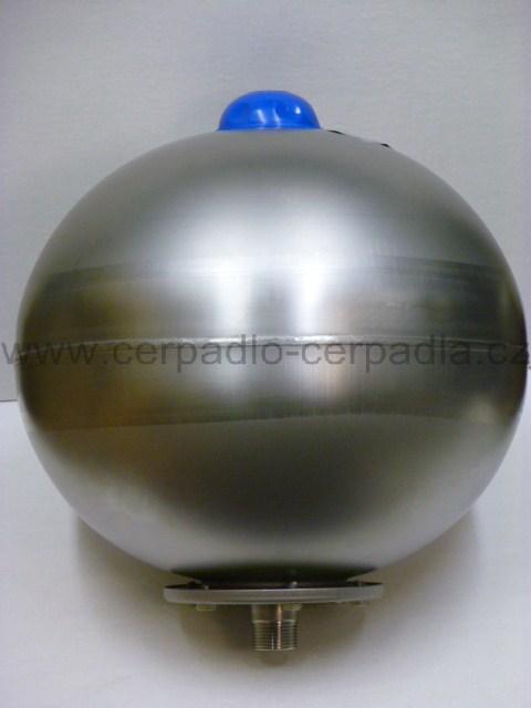 JOVAL VIM 24, nerezová stojatá tlaková nádoba 8bar (s vakem, JOVAL VIM 24 nerez)