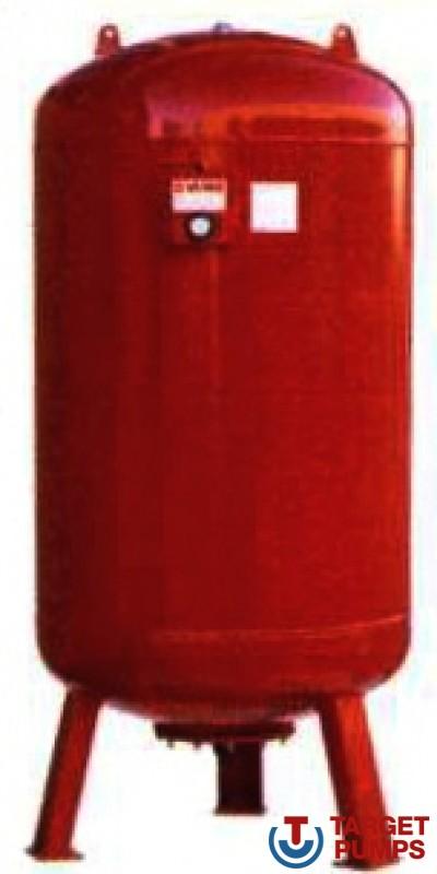 Plusvarem LS 200 CE, 16 bar, vertikal, tlaková nádoba, stojatá (tlakové nádoby plusvarem LS 200)