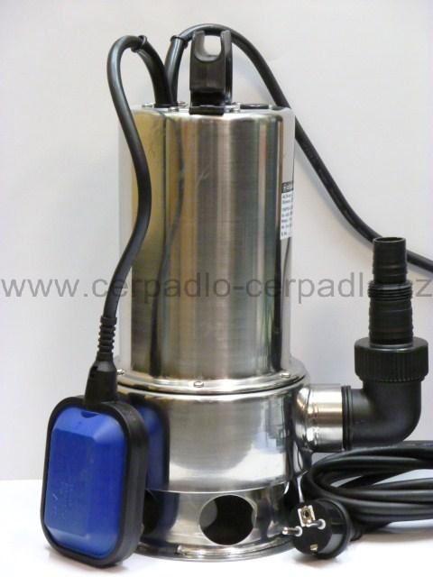 Kalové čerpadlo HS11 M (s plovákem, 230V, nerez hřídel, Alfapumpy, nový model, kalová čerpadla HS 11 M)