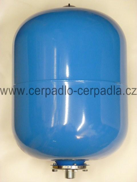 tlaková nádoba Aquasystem VAV 24 (nádrže, tlakové nádoby Aquasystem VA 24 litrů)