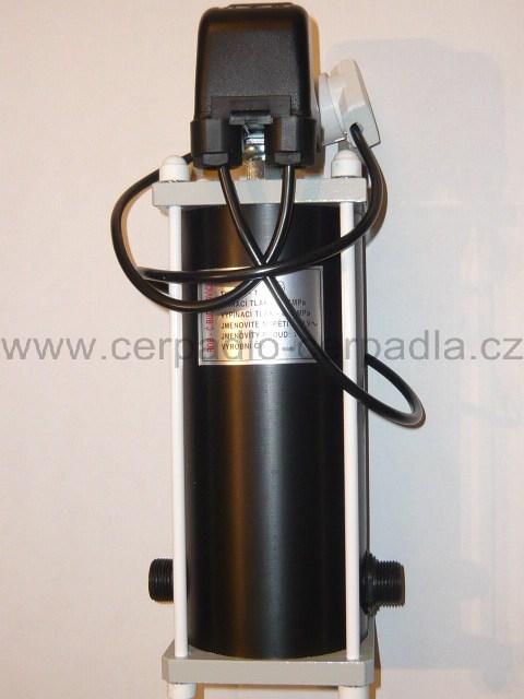 ROB-2 Tlaková regulace TR-1 verze 2,3 ( 0,12/0,23 MPa do hloubky 22 m) (Tlaková regulace ROB TR 2,3 pro čerpadla malyš)