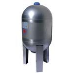 JOVAL VIM 70, nerezová stojatá tlaková nádoba 8bar, s manometrem (AKCE DOPRAVA ZDARMA, tlakové nádoby JOVAL VIM 70)