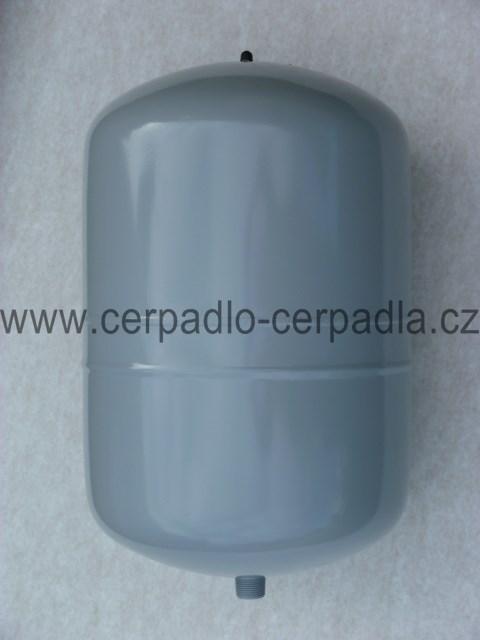 Reflex topná expanzní nádoba NG 25/6 šedá 8260100 (NG 25/6 bar REFLEX, expanzní nádoba, nový model rok podzim 2013)