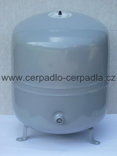 REFLEX NG 100/6 bar, nový model, šedá barva (expanzní nádoba REFLEX NG 100/6, 8001411)