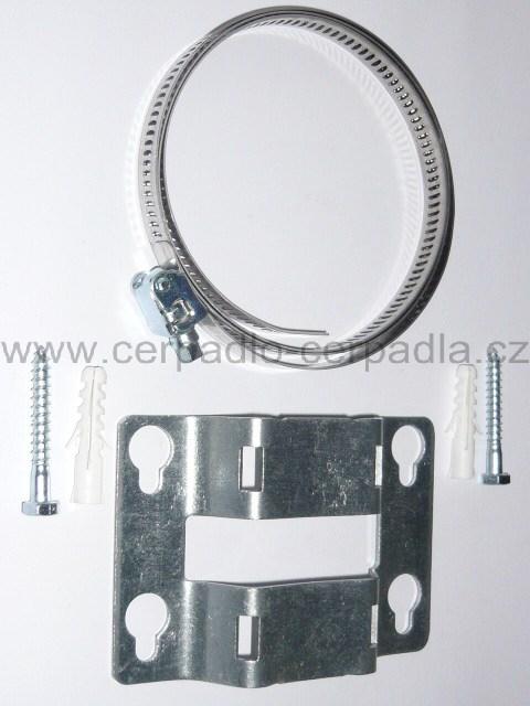 Konzola s upínací páskou REFLEX KS 8-35, ( REFLEX NG 25/6 bar ) (REFLEX KS 8-35, Držák na stěnu REFLEX)