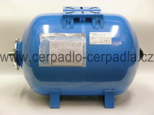 tlaková nádoba CIMM AFESB CE 50l, ležatá, 10 bar (tlakové nádoby , tlaková nádoba CIMM AFESB CE 50 l)