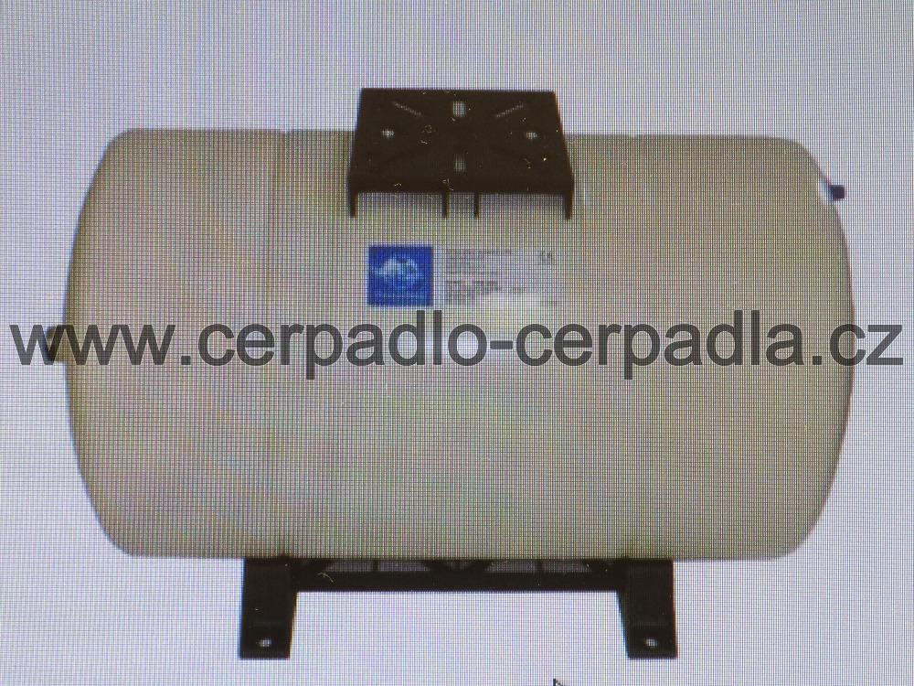 Global Water PWB100LH (ležatá tlaková nádoba, DOPRAVA ZDARMA, Global Water PWB-100LH, tlakové nádoby s butyl)