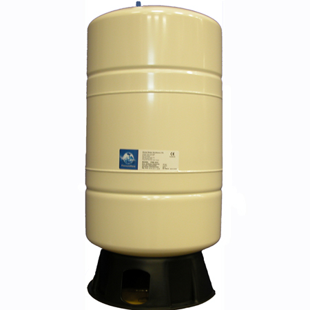 "Global Water PWB150V stojatá tl. nádoba 150l 10bar 1""90C (DOPRAVA ZDARMA, tlakové nádoby PWB 150 LV, tlaková nádoba TLGW0011)"
